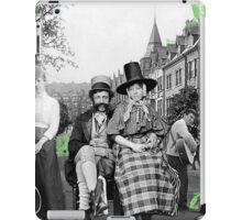 North Wales Montage iPad Case/Skin
