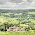 Postcard From Bransdale by patrixpix
