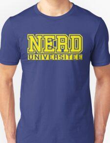 Student of Nerd Universitee T-Shirt