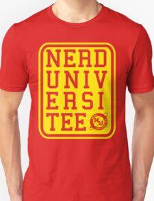 Registration of a Nerd T-Shirt