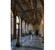 The Opulent Loggia in Villa Farnesina, Rome, Italy - 1 Photographic Print