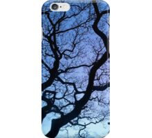 Gnarly Llansteffan, Wales iPhone Case/Skin