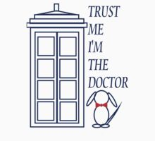 Trust Me I'm The Doctor (version 2) by Amanda Vontobel Photography