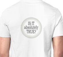 Quintessential Question for Questing Souls... Unisex T-Shirt