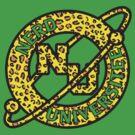 NU Leopard Print by NerdUniversitee