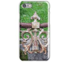 Classical Join iPhone Case/Skin