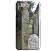 Celtic Cross iPhone Case/Skin