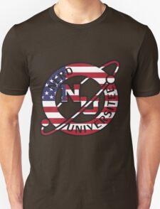 Stars & Stripes tee Unisex T-Shirt