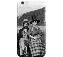Welsh Couple iPhone Case/Skin
