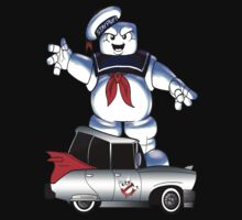 Ghostbusters-Stay Puft by MGraphics