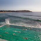 Iceberg Pool at Bondi, Sydney by Jodie Johnson