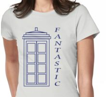 Fantastic! - Doctor Who Womens Fitted T-Shirt