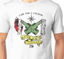 CARE FOR A COCKTAIL Unisex T-Shirt