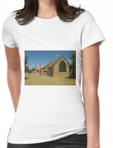 All Saints Anglican Church, Canberra Womens Fitted T-Shirt