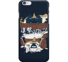 Attack on Waltz - Shingeki no Waltz iPhone Case/Skin