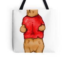 Poo The Bear Tote Bag