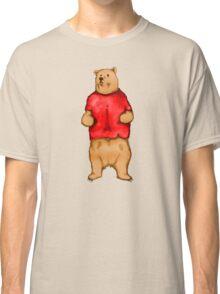 Poo The Bear Classic T-Shirt
