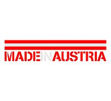 Made In Austria Logo Design by Style-O-Mat