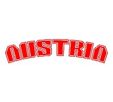 Cool Austria Text Design by Style-O-Mat