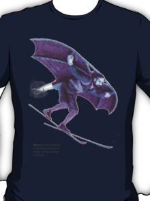 Mans Efforts to Fly T-Shirt