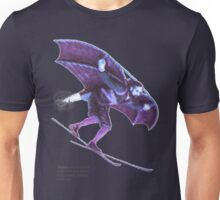 Mans Efforts to Fly Unisex T-Shirt
