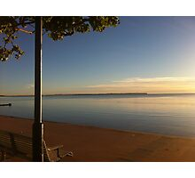 Sandgate in the morning Photographic Print