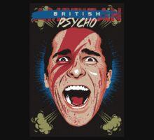 American Psycho British Edition T-Shirt