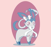 Shiny Sylveon Portrait Cameo by midnitekitten