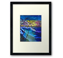 """Longed Paradise"" by Carter L. Shepard Framed Print"