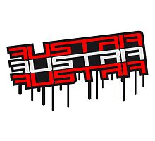 Austria Stamp by Style-O-Mat