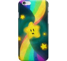 Birth of a star iPhone Case/Skin
