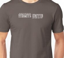 Hermits United - Doctor Who Unisex T-Shirt