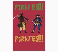 Pirates!!! One Piece - Short Sleeve