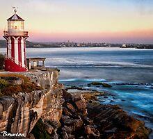 Hornby Lighthouse by Chris Brunton
