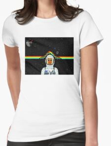 Kid Cudi Womens Fitted T-Shirt
