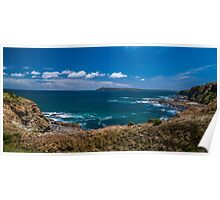 Across to Phillip Island. Poster