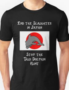 Protest the Taiji Dolphin Hunt 2 T-Shirt