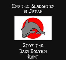 Protest the Taiji Dolphin Hunt 2 Unisex T-Shirt