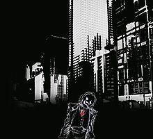 Dark Joker by Manuel Cayro