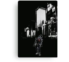 Dark Joker Canvas Print