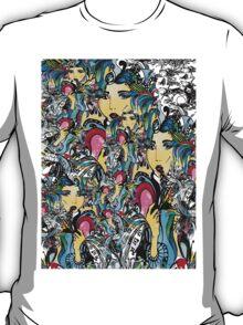 abstract fantasy T-Shirt