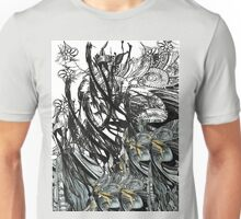 abstract fashion  Unisex T-Shirt