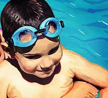 Water Baby by micklyn