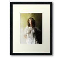 Sonya Framed Print