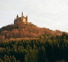 Hohenzollern Castle by Ben Sheahan