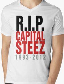 RIP Capital STEEZ Mens V-Neck T-Shirt