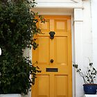Yellow Door by Segalili