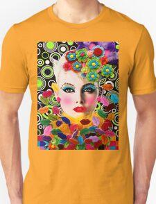 pop art mysterious  T-Shirt