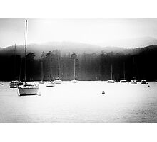 Ambleside Boating. Photographic Print