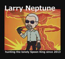 Larry Neptune, truth seeker, nemesis, friend by Larry-Neptune